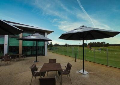 Sandhurst Golf Ausbrella