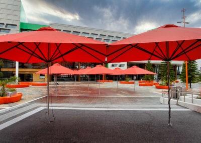 Ocean Series Market Umbrellas